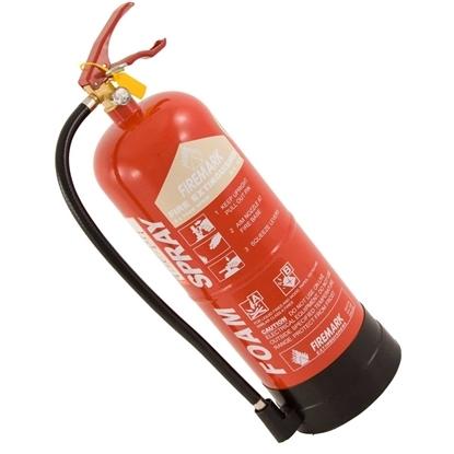 Снимка на SPA Design Pit Lane Ръчен пожарогасител 6кг
