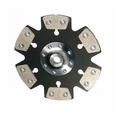 Снимка на Alcon феродови/керамични дискове