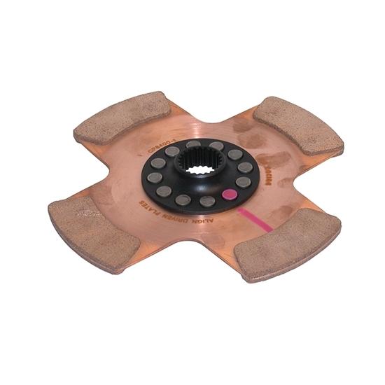 Снимка на AP Racing  феродови/керамични дискове
