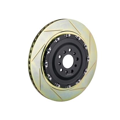 Снимка на Brembo нарязани дискове
