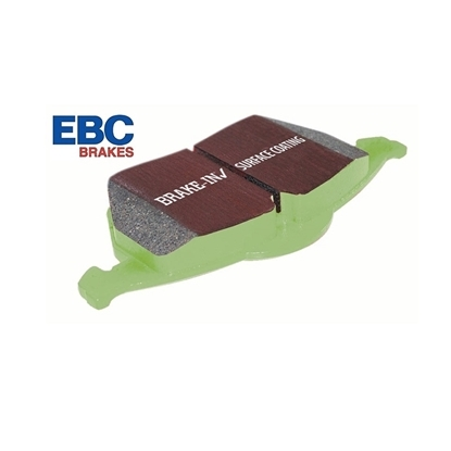 Picture of EBC Greenstuff накладки