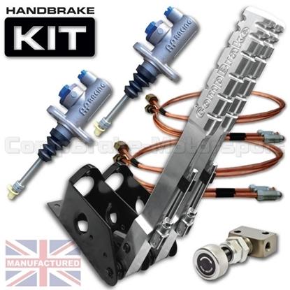 Снимка на Compbrake Premier хидравлична ръчна спирачка-комплект
