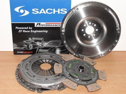 Снимка на Sachs Performance усилени съединители